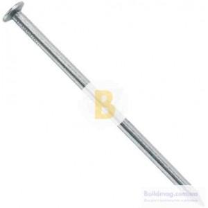 Гвозди строительные 2x40 мм 1 кг без покрытия