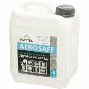 Грунтовка водоотталкивающая iMASTER AeroSafe 5 л