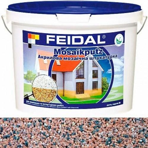 Декоративная штукатурка мозаичная Feidal Mosaikputz mini А15 0,63-2 мм 15 кг