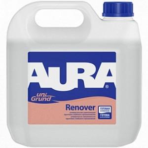 Грунтовка адгезионная Aura Unigrund Renover 5 л