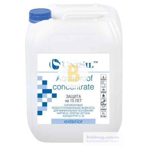Гидрофобизатор UniSil Aquaproof Concentrate 5 л