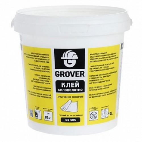 Клей для стеклохолста Eskaro Grover GG 505 10 л