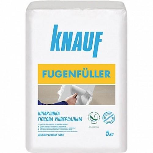 Шпаклевка Knauf FUGENFULLER 5 кг
