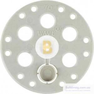 Тарелка дожимная для теплоизоляции 70x100 шт