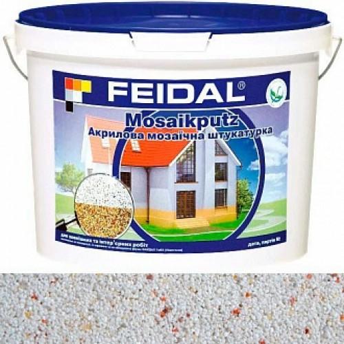 Декоративная штукатурка мозаичная Feidal Mosaikputz mini A11 0,63-2 мм 25 кг