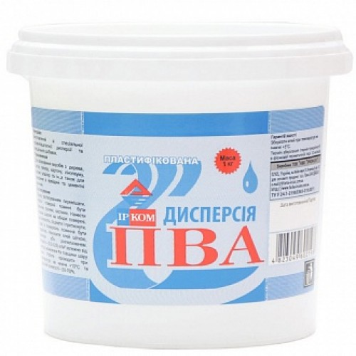 Дисперсия ПВА ИРКОМ Д-51С 1кг