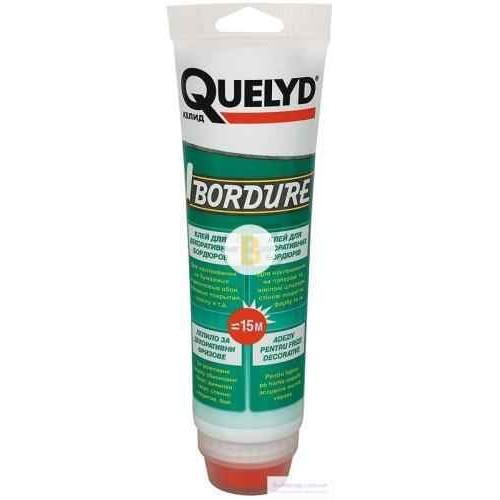 Клей для бордюр Quelyd Bordure 250 г