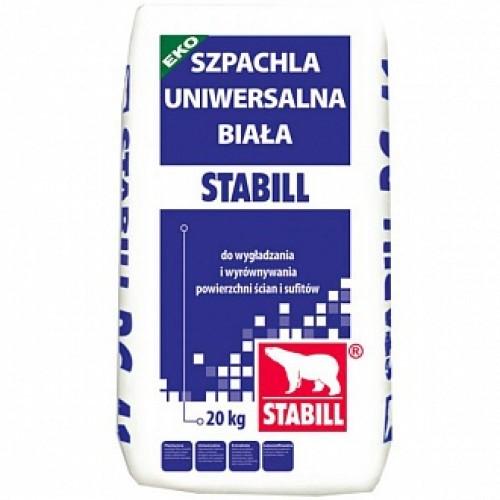 Шпаклевка STABILL PSZ-11 EKO 20 кг