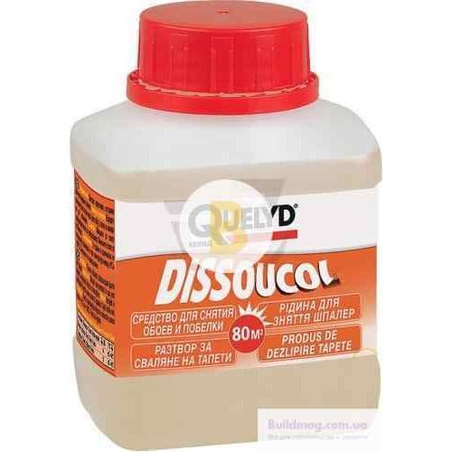 Средство для удаления обоев Quelyd Dissoucol 250 мл
