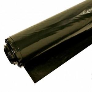 Пленка полиэтиленовая 1,5x50 м InterRais 150 мк черный