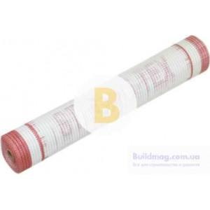 Стеклосетка штукатурная щелочестойкая BAU-TEX STRONG 4x9, 300 г/кв.м, 1х25 м