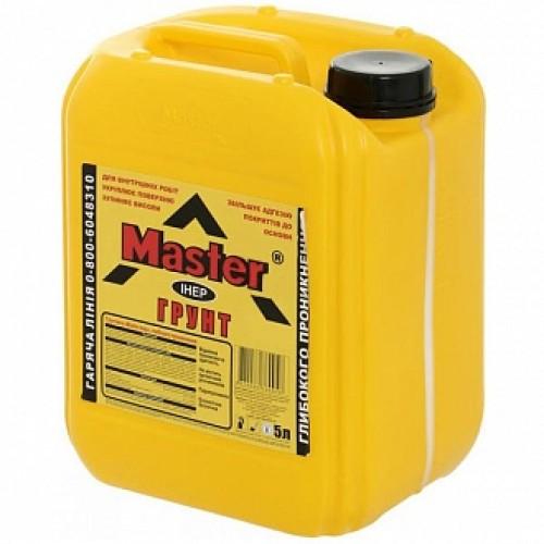 Грунтовка глубокого проникновения Master ® Иннер 5 л