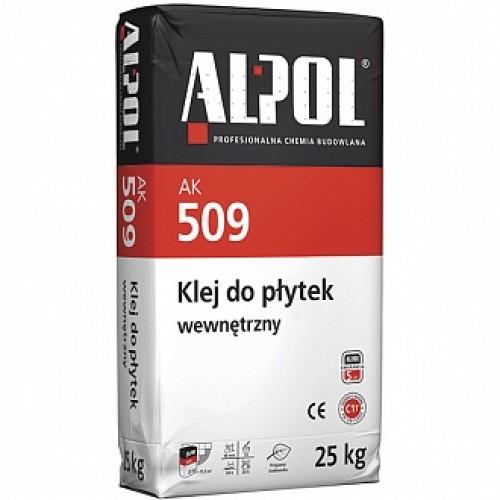 Клей для плитки Alpol АК 509 25кг