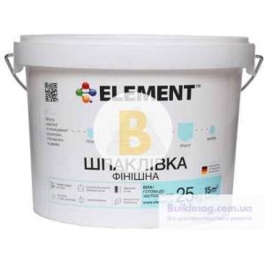 Шпаклевка Element 25 кг