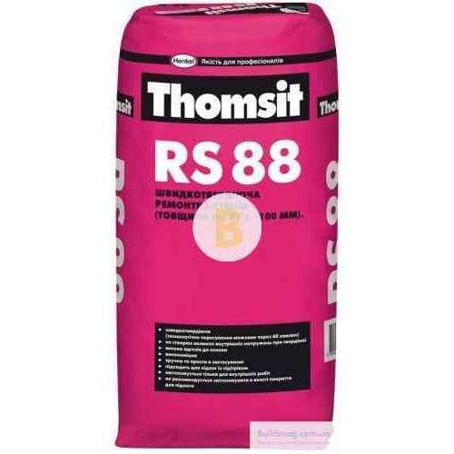Ремонтная смесь Thomsit RS-88 25 кг