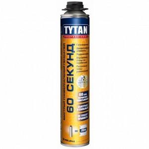 Клей-пена Tytan Professional 60 секунд