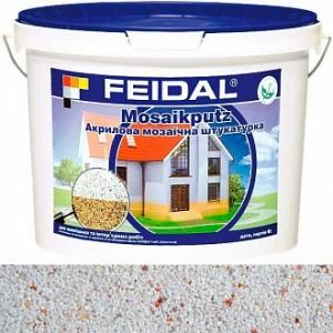Декоративная штукатурка мозаичная Feidal Mosaikputz mini A11 0,63-2 мм 15 кг