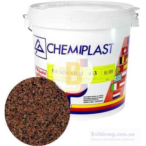 Декоративная штукатурка мозаичная Chemiplast Resimarm 433 2,5 мм 20 кг