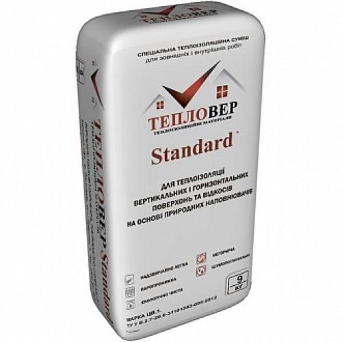 Штукатурка ТЕПЛОВЕР Standart 9 кг