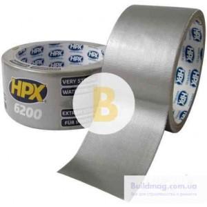 Ремонтная лента HPX серая 48 мм x 10 м