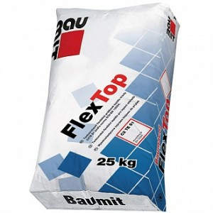 Клей для плитки Baumit Flex Top 25кг