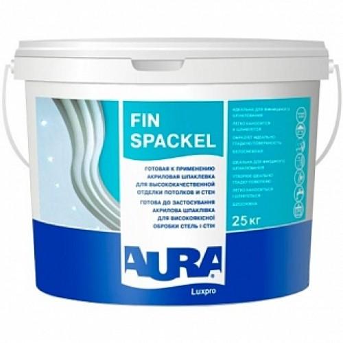 Шпаклевка Aura Luxpro Fin Spaсkel 8 кг