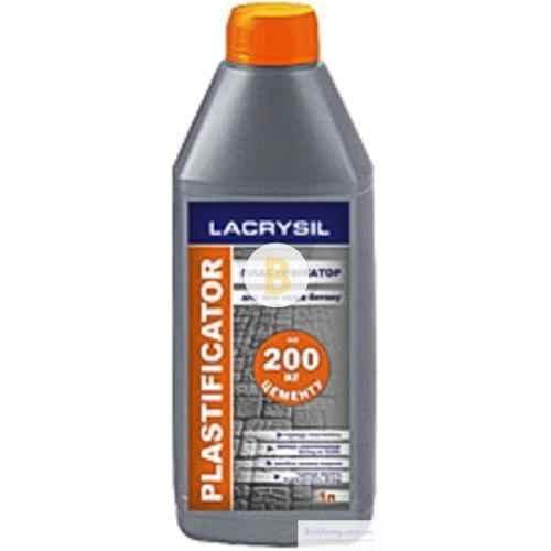 Пластификатор Lacrysil для всех видов бетона 1 л