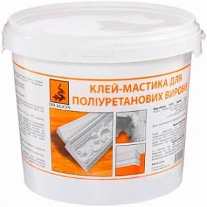 Клей-мастика Dragon для полиуретановых изделий DRAGON 1,5кг