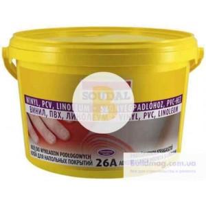 Клей для напольных покрытий 26 А 15 кг