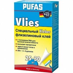 Клей для обоев PUFAS Vlies 200 г