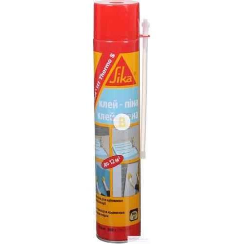 Клей-пена Sika Boom-111 Thermo S 750 мл