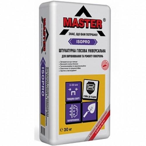 Штукатурка Master ® Isopro 30 кг