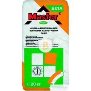 Шпаклевка Master ® Front 20 кг