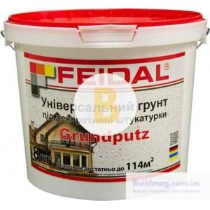 Адгезионная грунтовка Feidal Grundputz 8 кг