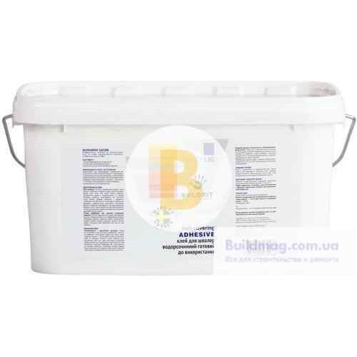 Клей для стеклообоев KOLORIT Adhesive 5 кг