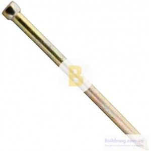 Гвозди столярные 1.6x30 мм вес желтый цинк