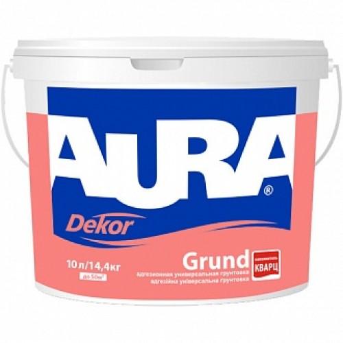 Грунтовка адгезионная Aura Aura Dekor Grund 14,4 кг 10 л