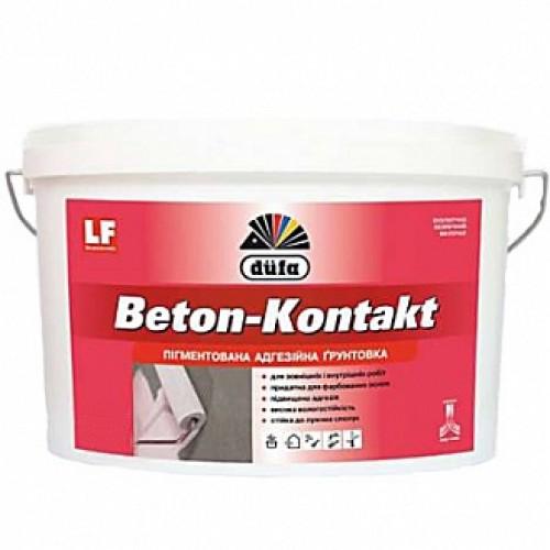 Адгезионная грунтовка Dufa Beton-Kontakt 2,5 кг