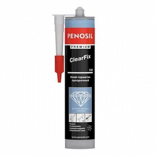 Монтажный клей PENOSIL Premium Clear Fix прозрачный 290 мл