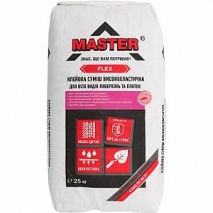 Клей для плитки Master ® Fleх 25кг