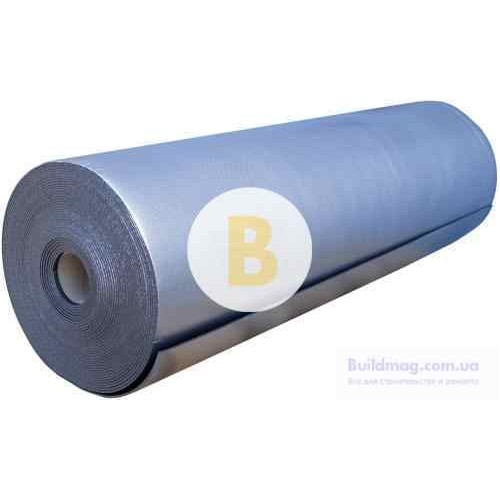 Пенополиэтилен Polifoam ППЭ 3003 с металлизированной пленкой ВОРР 3 мм