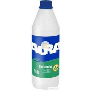 Антигрибковая грунтовка Aura® Unigrund BioProtekt 1 л