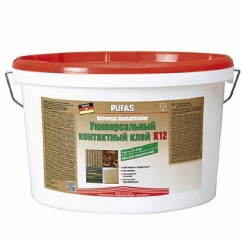Монтажный клей PUFAS К12 2,5 кг