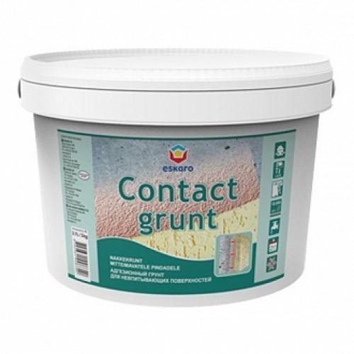 Грунтовка адгезионная Eskaro Contact grunt 1 кг