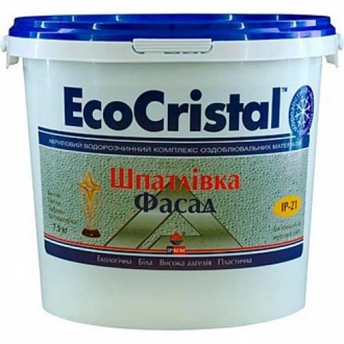 Шпаклевка Ircom Decor на природной мраморной крошке 1,5 кг