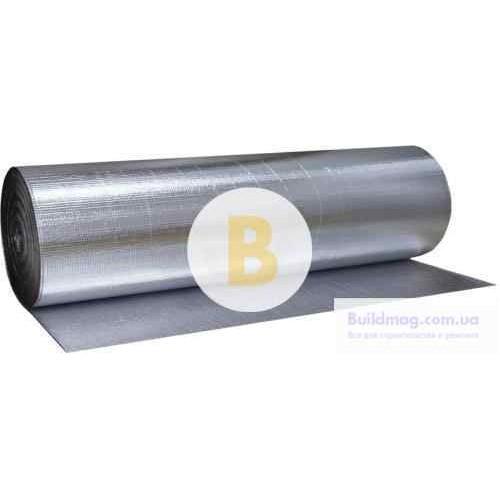 Алюфом Normaizol B одностороннее фольгирование 4 мм