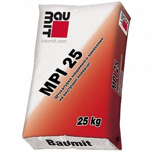 Штукатурка Baumit MPI 25 25 кг