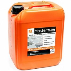 Добавка для тёплого пола Coral MasterTerm 10 л