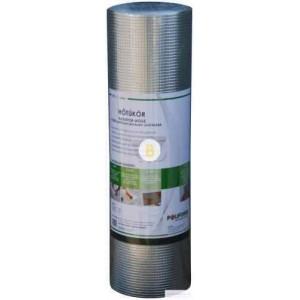 Пенополиэтилен Polifoam ППЭ 3004 с металлизированной пленкой за радиаторы 4 мм
