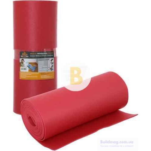 Полотно Verdani теплоизоляционное красное 0,6х12 м 8 мм